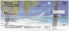 Escape to Paradise Beach Checks | SCE-91