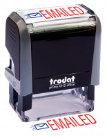 """Emailed"" Message Stamp  