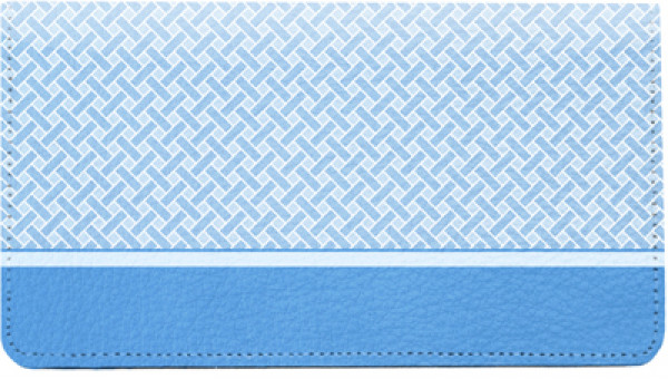 Blue Safety Leather Cover | CDP-VAL001