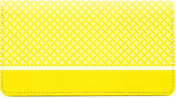 Yellow Safety Leather Cover | CDP-VAL003
