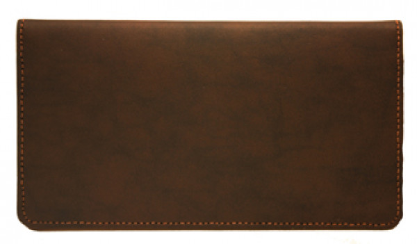 Dark Brown Leather Cover | CLP-BRN02