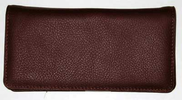 Burgundy Leather Cover | CLP-BUR01