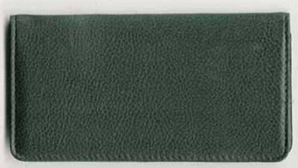 Dark Green Leather Cover | CLP-GRN01